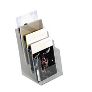 brochure holder for counter taymar counter multi